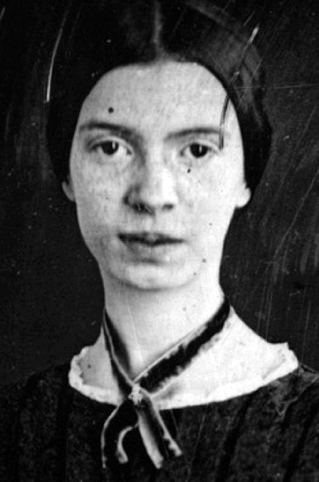 a biography of emily dickenson and the theme of her poems A bomb in her bosom: emily dickinson's secret life  in her poems, sickness can  be violent: she speaks of convulsion or throe  she refused to oblige her  brother by signing over a plot of dickinson land to his mistress.