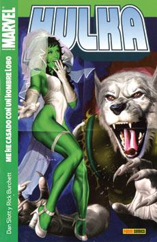 Hulka - Me he casado con un hombre lobo