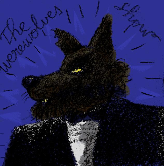 El Show de los Hombres Lobo