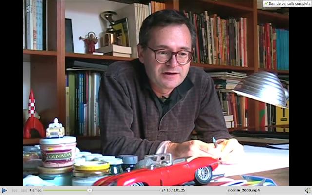 Pere Joan en el Proyecto Nocilla