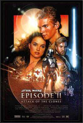 Star Wars Episodio II - El ataque de los clones