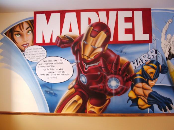 super héros/marvel