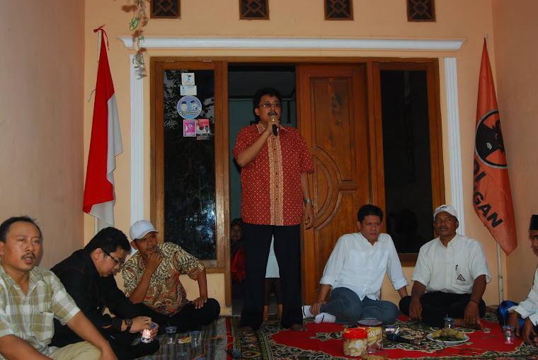 Halal Bi Halal Pemuda Demokrat Indonesia Provinsi Banten tgl 11 Oktober 2009