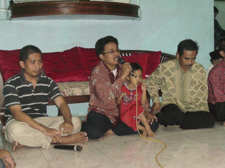 BUKA PUASA BERSAMA PEMUDA DEMOKRAT INDONESIA PROVINSI BANTEN TAHUN 2008