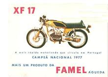 FAMEL XF17, A MAIS RÁPIDA
