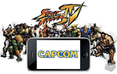 street fighter 2 iphone gratis