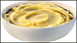 Puré de patatas (sin patatas)