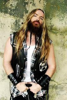 Scott Ian Anthrax Beard