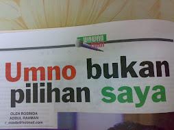KeNapa Rakyat Semakin Menolak UMNO yang telah Menghancurkan intergriti MELAYU & ISLAM orang MELAYU.