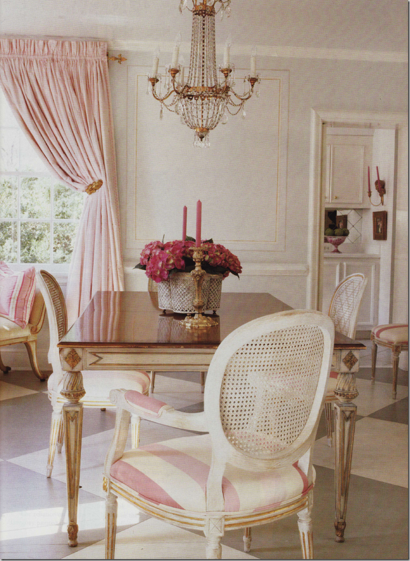 Alamodeus palatable pink - Pink and gold living room ...