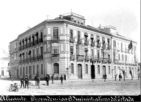EL PALACIO DE GÓMIZ ~ Alicante Vivo
