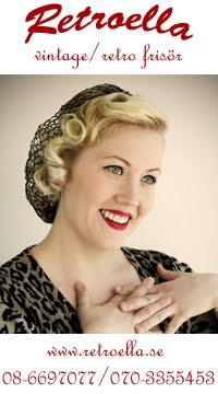 Retroella vintage hairstylist