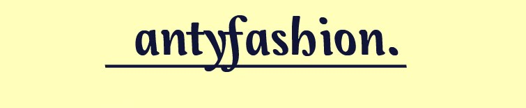 AnTyFashion