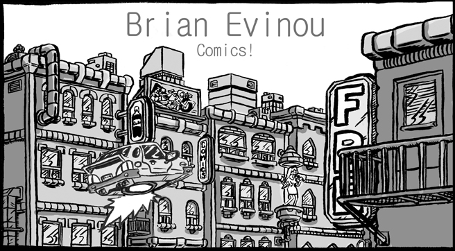 Brian Evinou