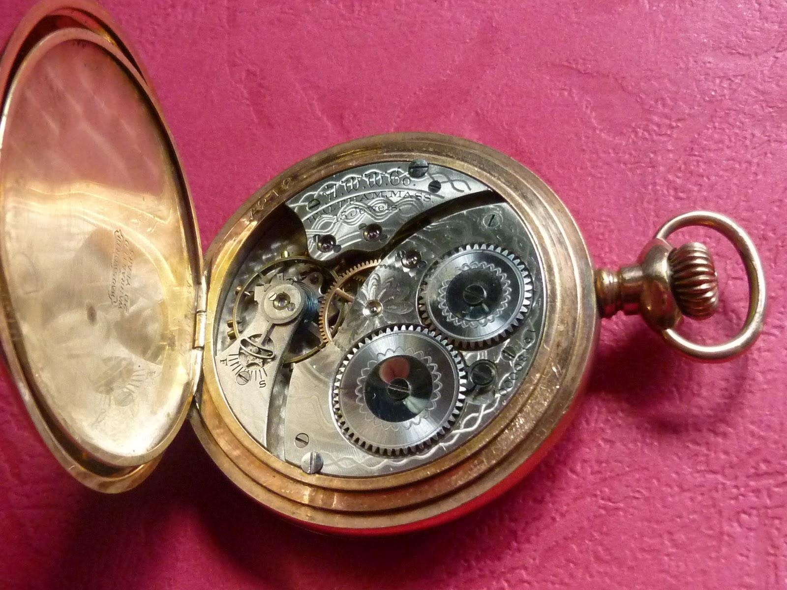 collectible curio 1 vintage waltham 15 jewels pocket