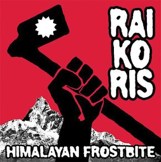 Rai Ko Ris - Himalayan Frostbite EP (2003)