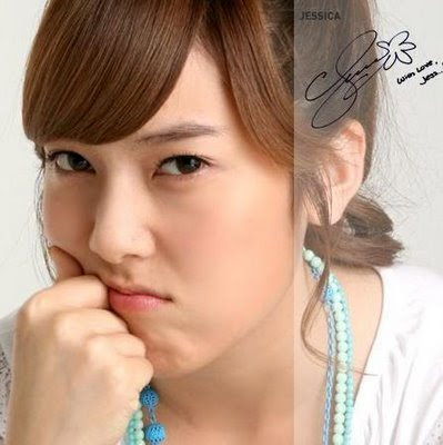SNSD (Girls Generation) Jessica-jung-soo-yeon-1