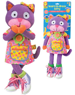 Alex Little Hands Monkey Plush Stuffed Animal Toy 20 ...