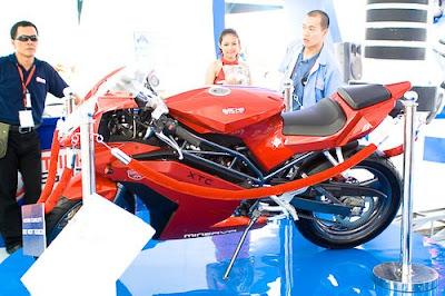 Sachs XTC 125 SportBike