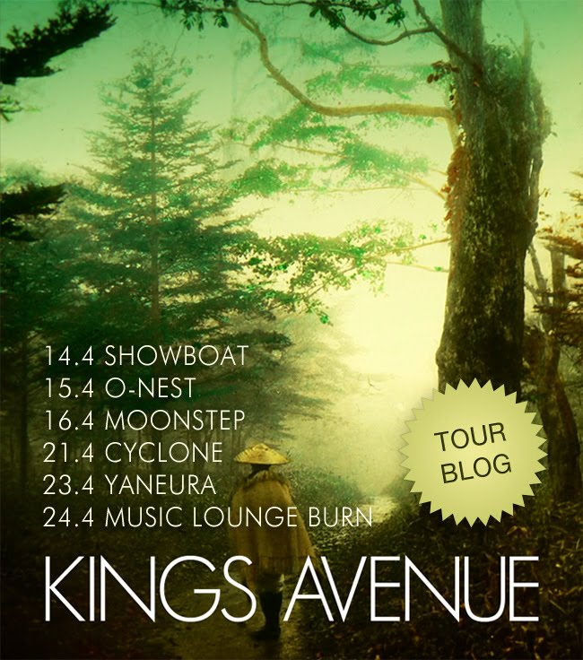 Kings Avenue Japan Tour 2010