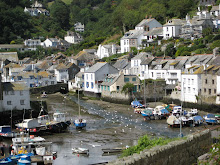 Polperro Harbor