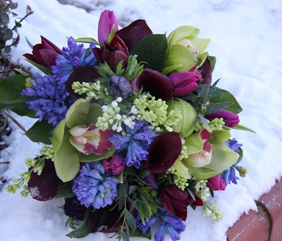 This is a trial Bouquet created for the lovely Nicola the wedding will be