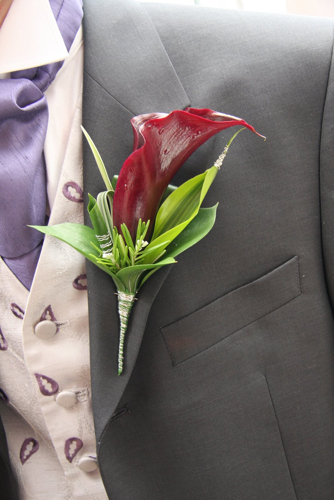 how to cut back the bloom on a calla lily