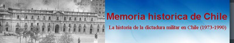 La Historia Pasada de Chile - Memorial