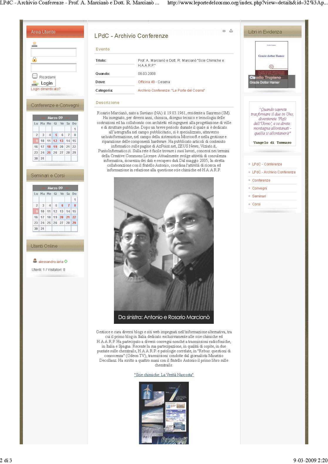 [LPdC+-+Archivio+Conferenze+-+Prof.+A.+Marcianò+e+Dott.+R.+Marcianò+]