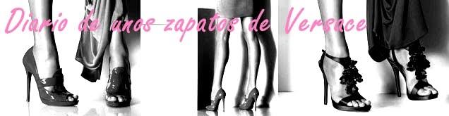 Diario de unos zapatos de versace