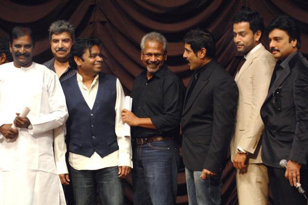 Raavanan Promotional meet Video and Stills