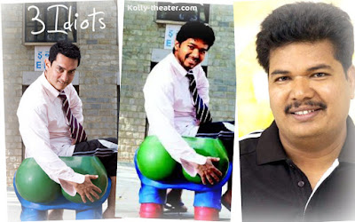 Vijay 3 Idiots remake