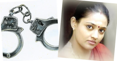 Ranjitha wanted by CID