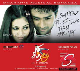 Download Siddu + 2 Ist Attempt movie songs|High Quality Tamil DVD ...
