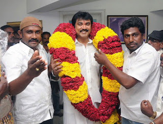 Sarathkumar turns 56 birthday stills