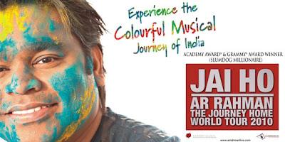 Meet A.R. Rahman at London
