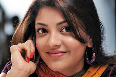 Kajal on Karthi and  Naan Mahaan Alla'