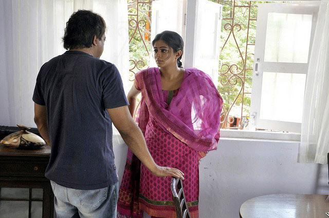 Rattha Charithram Shooting Spot Still-4