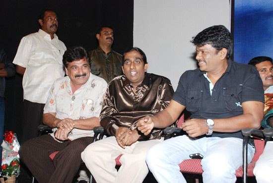 Gouravargal Audio Launch Stills 2