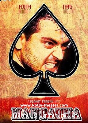 Ajith Mangatha Poster