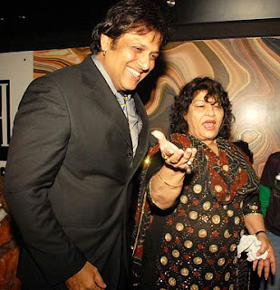 Govinda-Saroj Khan-Prakash Raj Pony Verma Wedding Reception Stills
