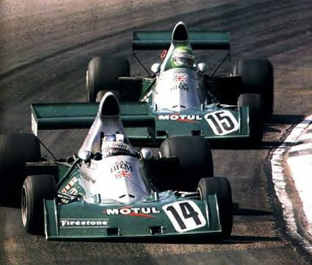 formule 1 3 litres brm 1974. Black Bedroom Furniture Sets. Home Design Ideas