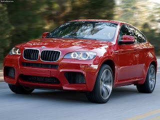 2010 BMW X6 M WALLPAPER