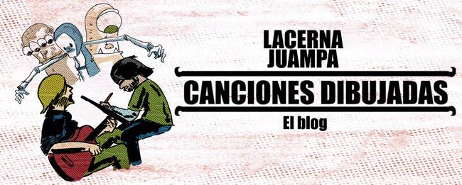 Canciones Dibujadas - Lacerna -Juampa