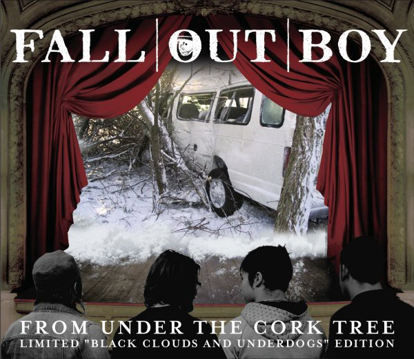 fall out boy from under the cork tree lyrics