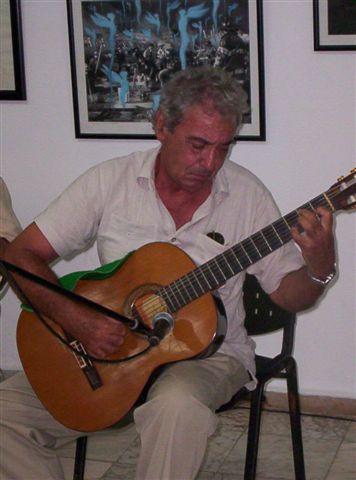 José Maria (né en 1954) & Sergio (né en 1948) VITIER Sergio+Vitier+03