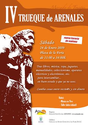 IV Trueque Arenales
