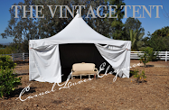 *THE VINTAGE TENT*   Country Estate Shopping!