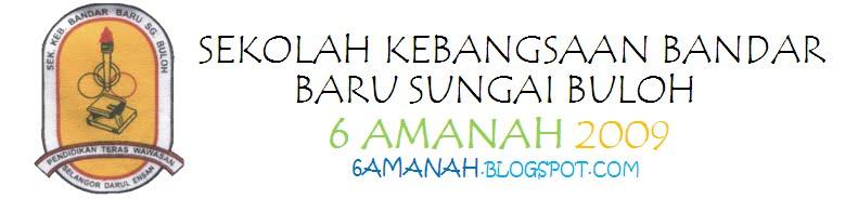 6 amanah