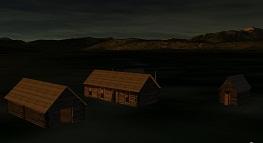 Protector de pantalla cabaña de Butch Cassidy - screensaver